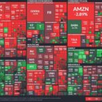 利上げの影響続く。NASDAQ続落。